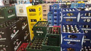 German bottle shop