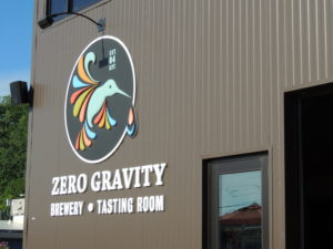 Zero Gravity Brewing Co.