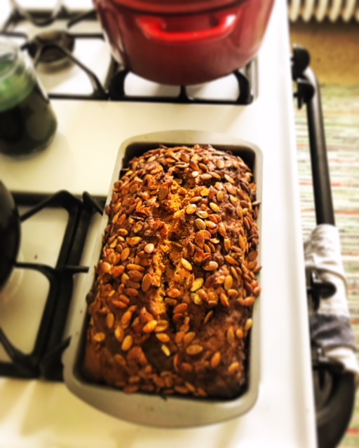 Lake Superior Oktoberfest Pumpkin Beer Bread